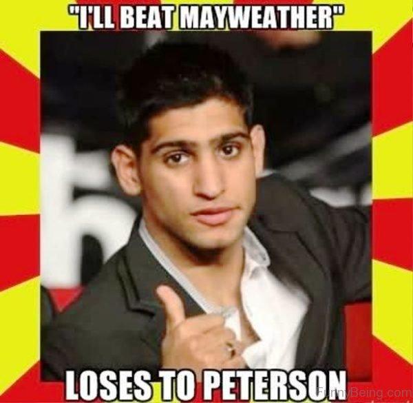Ill Beat Mayweather