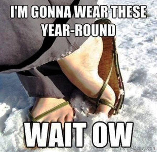 Im Gonna Wear These Year Round
