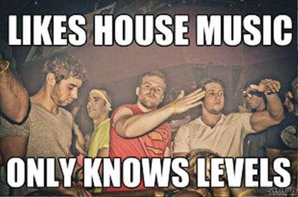 Likes House Music