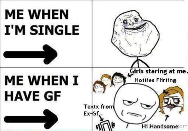 Me When Im Single