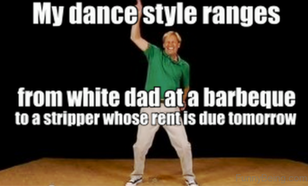 My Dance Style Ranges