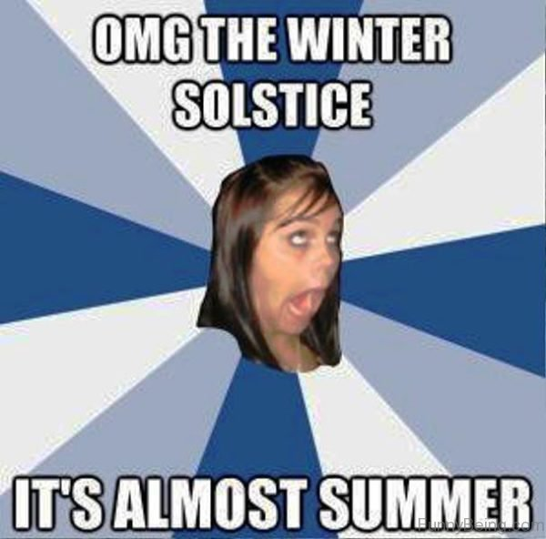 OMG The Winter Solstice