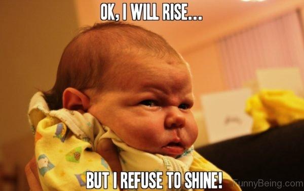 Ok I Will Rise