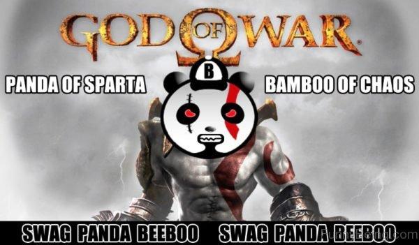 Panda Of Sparta