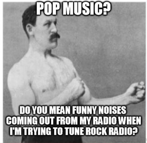 funny rock music memes