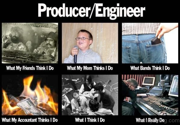 Producer Or Engineer