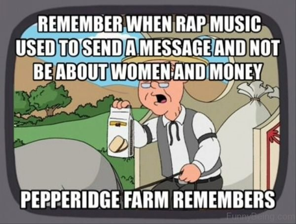 Remember When Rap Music Used To Send