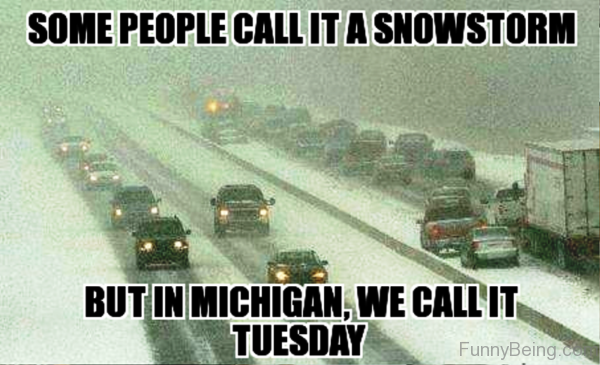 Some People Call It A Snowstorm
