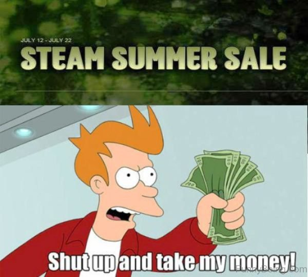 Steal Summer Sale