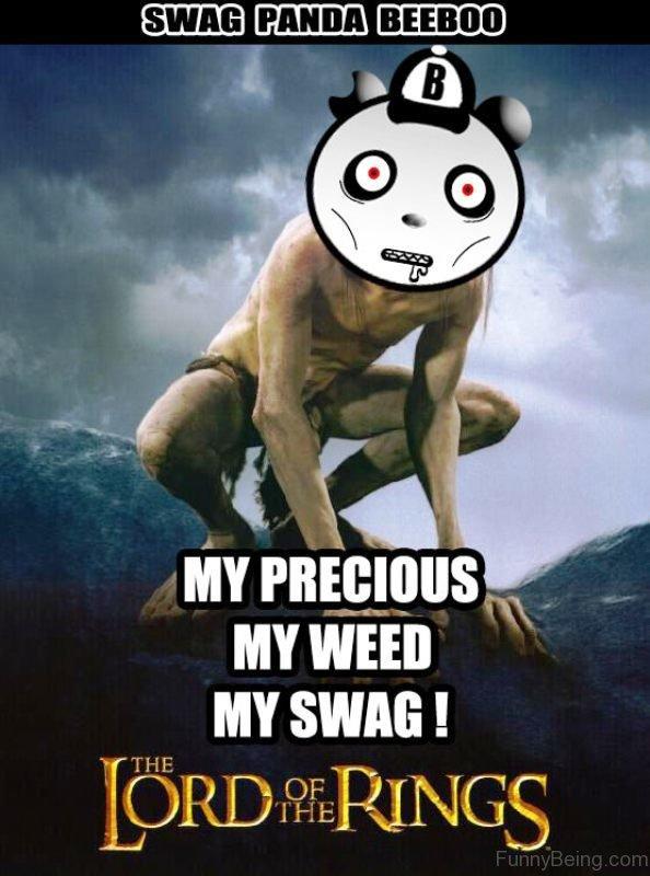 Swag Panda Beeboo