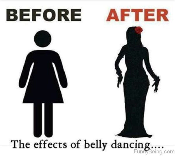 The Effects Of Belly Dancing