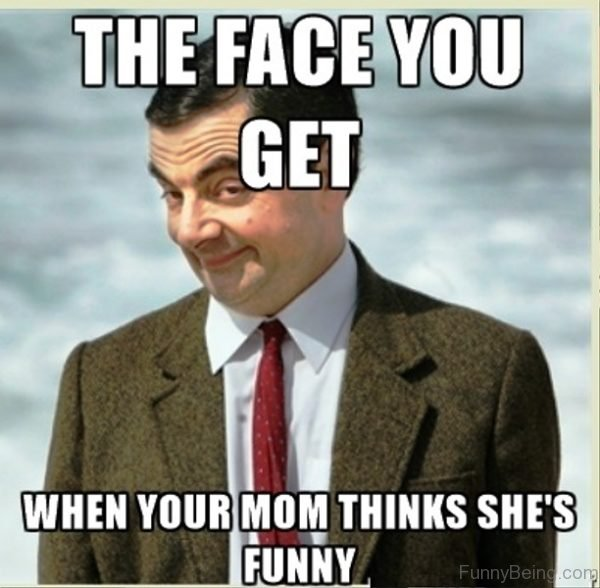 The Face You Get 600x588 76 most brilliant mom memes,Mom Meme