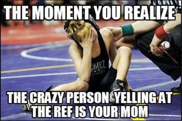 The Moment You Realize