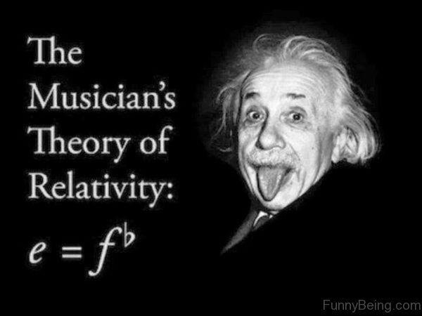 The Musicians Theory Of Relativity