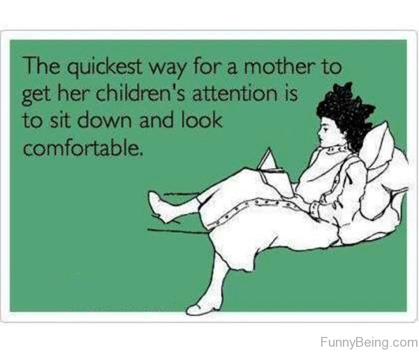 The Quickest Way For A Mother