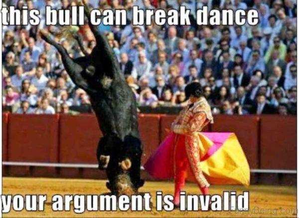 This Bull Can Break Dance
