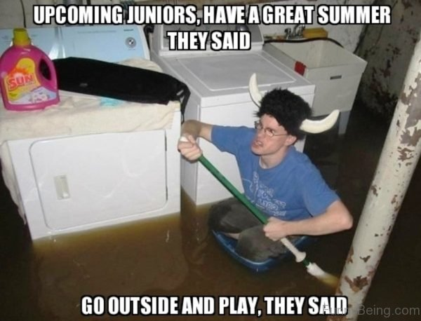Upcoming Juniors Have A Great Summer
