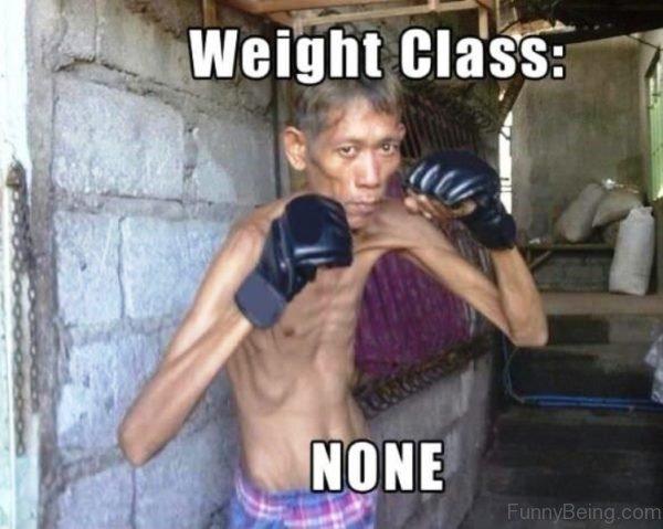 Weight Class None