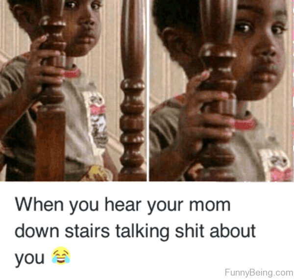 When You Hear Your Mom