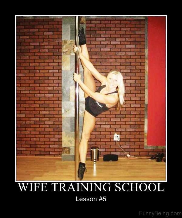 Wife Training School
