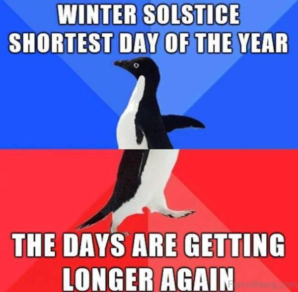 Winter Solstice Shortest Day Of The Year