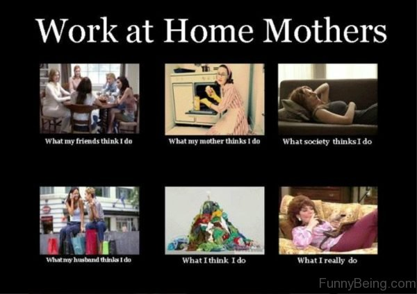 7 Non-Negotiable Truths In The Working Mom Vs. SAHM Wars