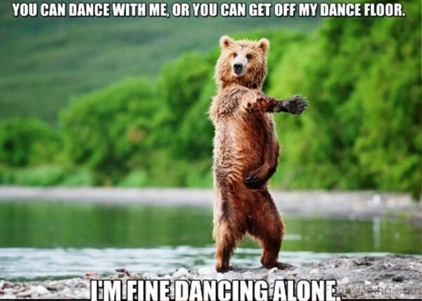 You Can Dance With Me