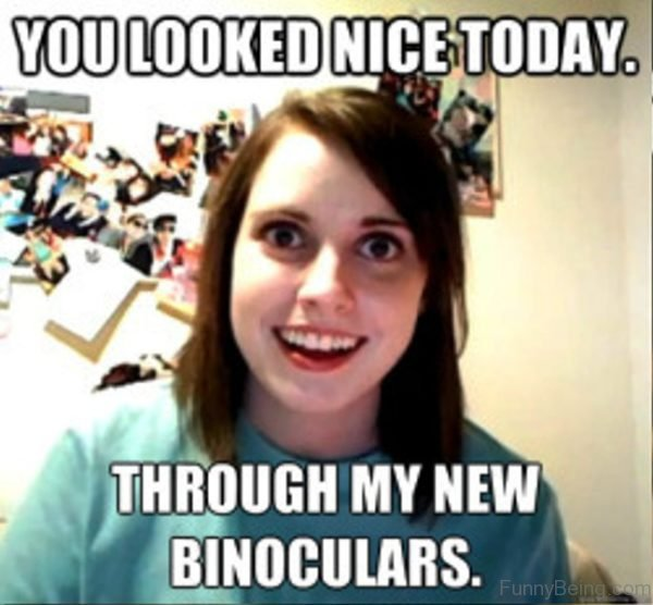 You Looked Nice Today