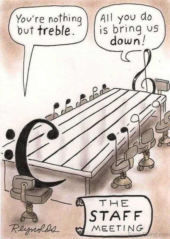You re Nothing But Treble