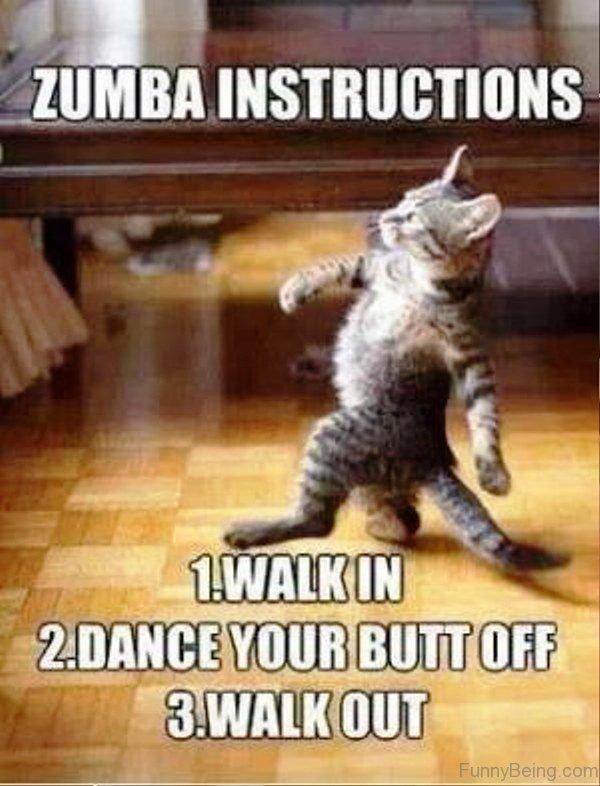 Zumba Instructions