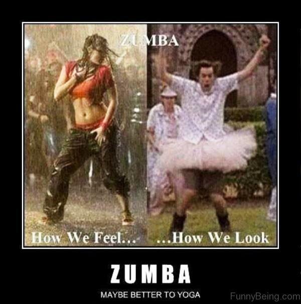 Zumba Maybe Better To Yoga