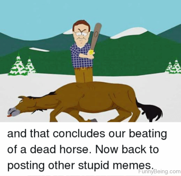 80 Mad Horse Memes Pictures