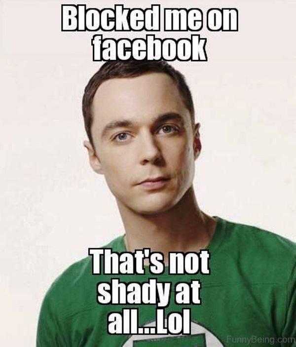 Blocked Me On Facebook