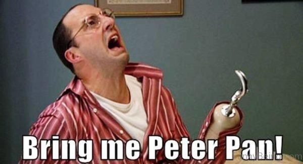 Bring Me Peter Pan