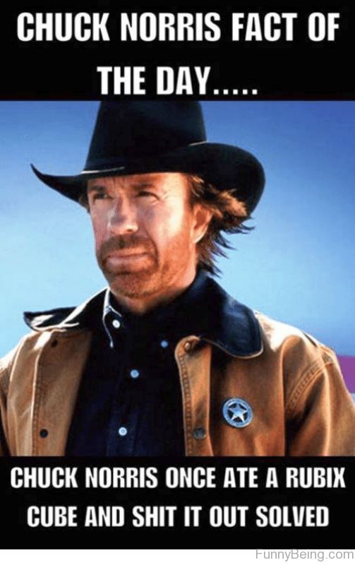 100 Funny Selected Chuck Norris Memes