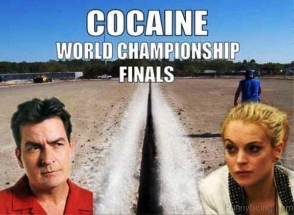 Cocaine World Championship Finals