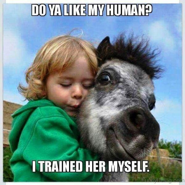 Do Ya Like My Human