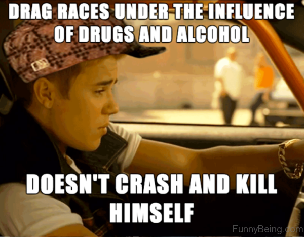 Drag Races Under The Influence