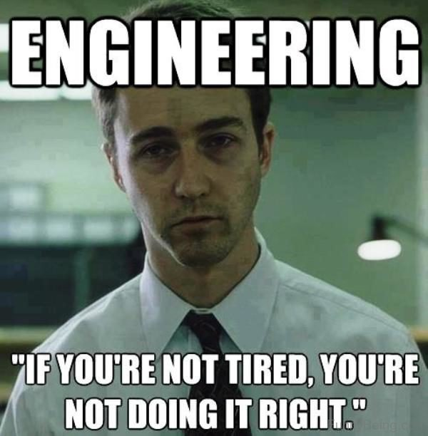 Engineering If You re Not Tired
