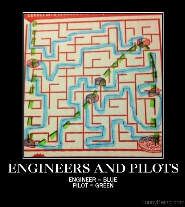 Engineers And Pilots