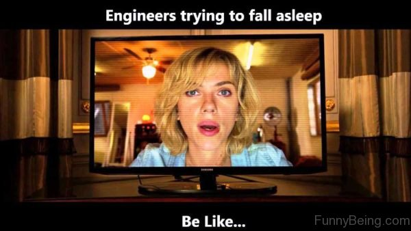 Engineers Trying To Fall Asleep