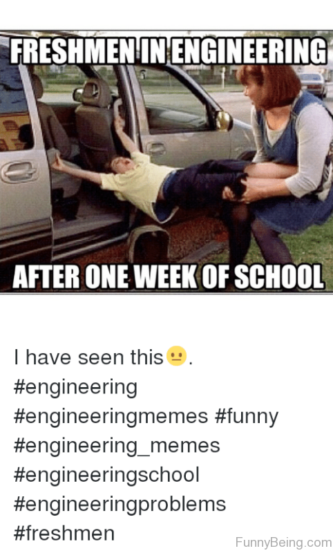 Freshmen In Engineering