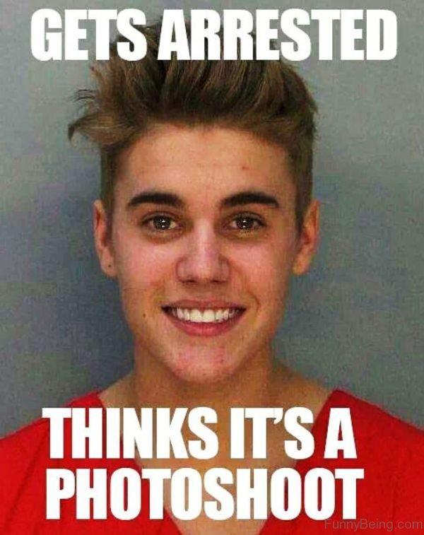 Gets Arrested
