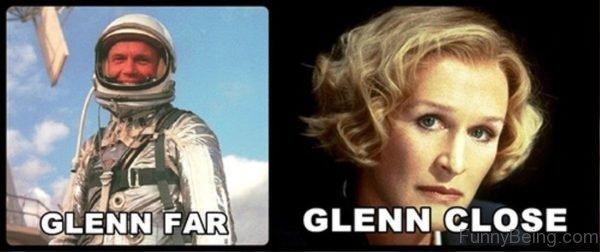 Glenn Far Vs Glenn Close
