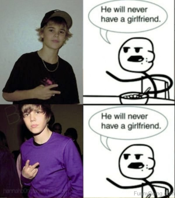 He Will Nevr Have A Girlfriend