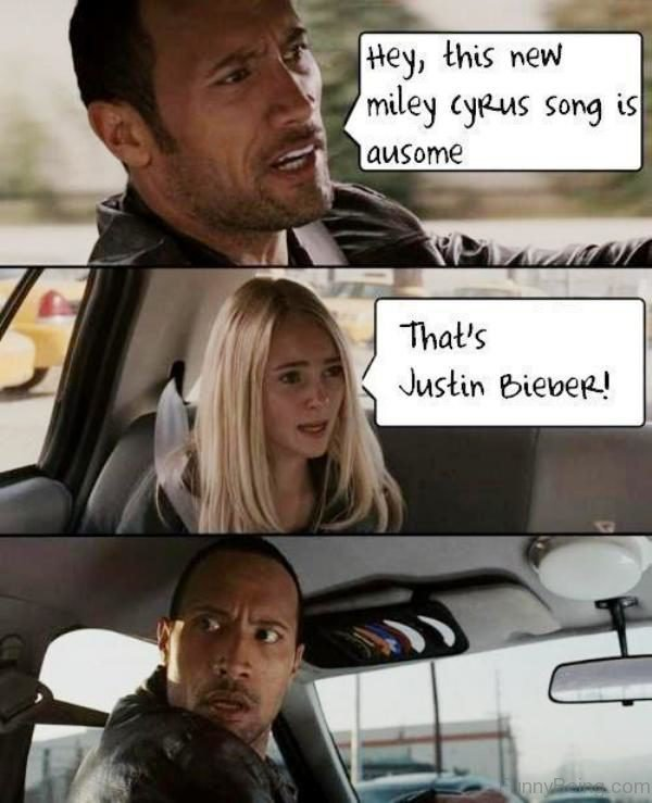 Hey This New Miley Cyrus Song Is Ausome