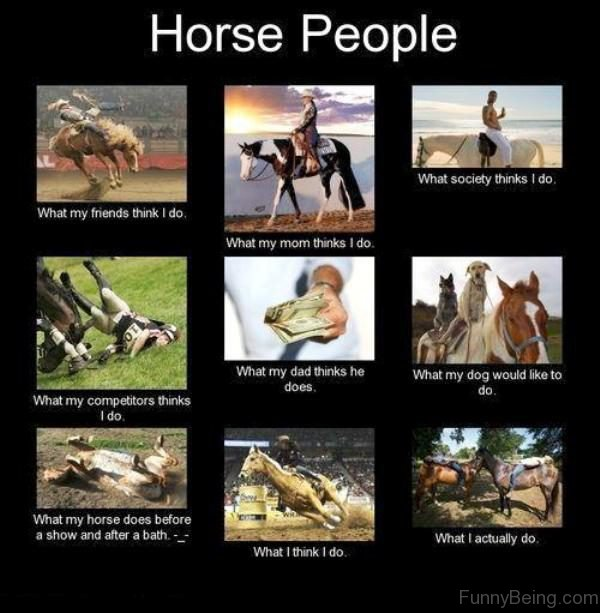 Horse People.