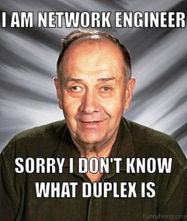 I Am Network Engineer