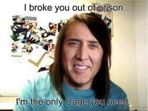 I Broke Out Of Prison