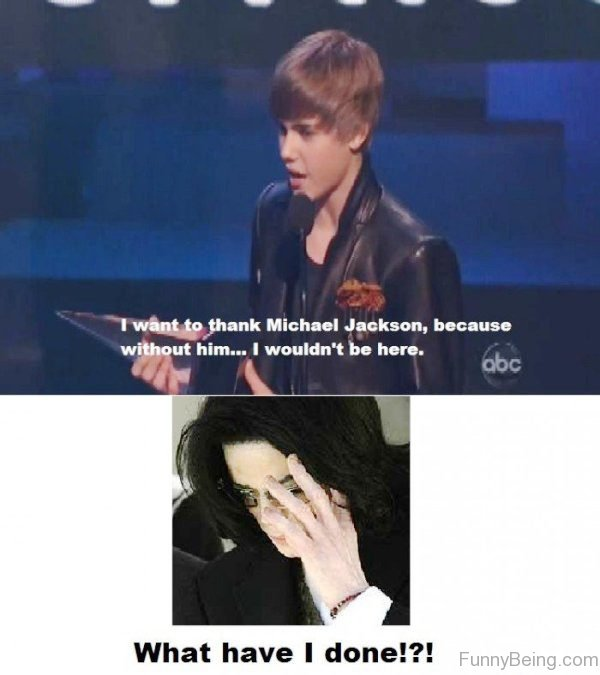 I Want To Thank Michael Jackson